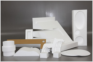 Features of foam Processing